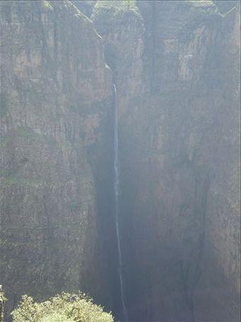 Waterfall...just