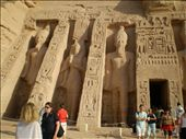His wife's temple, Queen Nefertiti (i think): by ellij, Views[546]