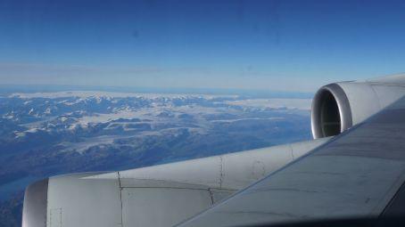 Nice clean windows on this plane