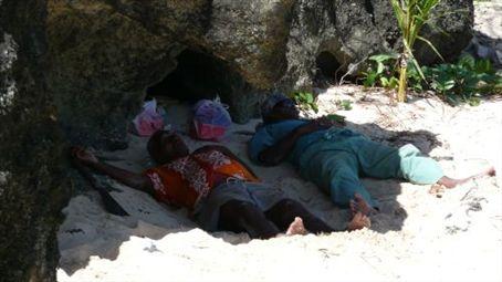 Fijian life is hard
