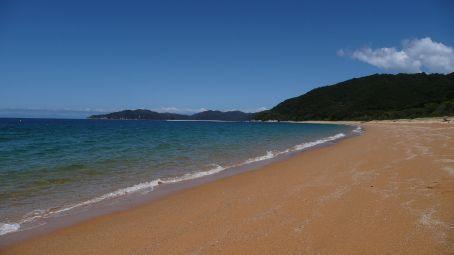 Pohara beach