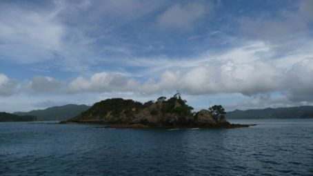 One of the 133 islands