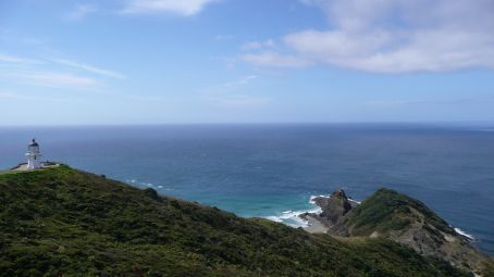 Another view of the North end of New Zealand