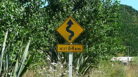 The 'Long and winding road'
