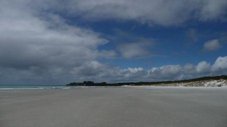 Lovely White sand beach