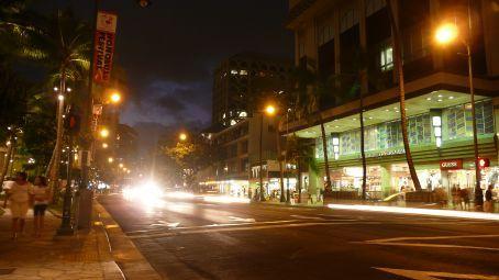 Waikiki at Sun down