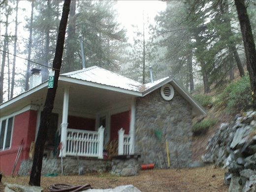 Angel Outpost #6 in the Idaho Mountains