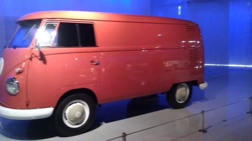 VW Van - maybe not so antique