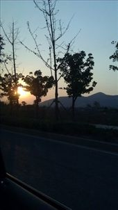 Sundown in the Tangshan countryside: by emacinat, Views[176]