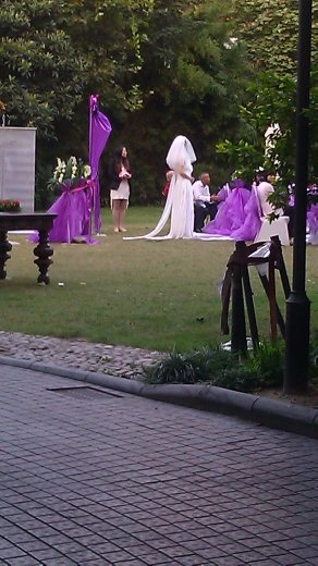 29 September - a Chinese wedding