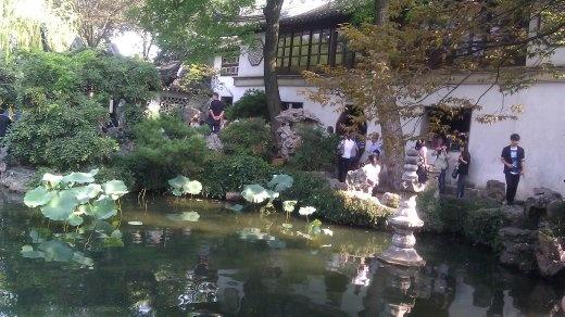 Lingering Garden - Central Pool