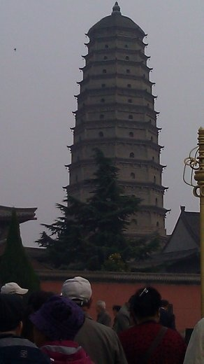 Old Temple Pagoda