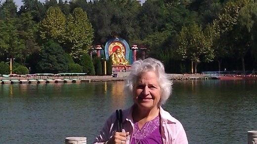 Ebeth at People's Park