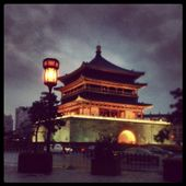 Xi'an Bell Tower: by emacinat, Views[230]