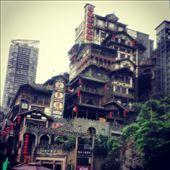 Red Cliffs Village, Chongqing, China: by emacinat, Views[1674]