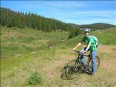 Vail Pass bike ride near Frisco, CO: by embtravelgirl, Views[826]