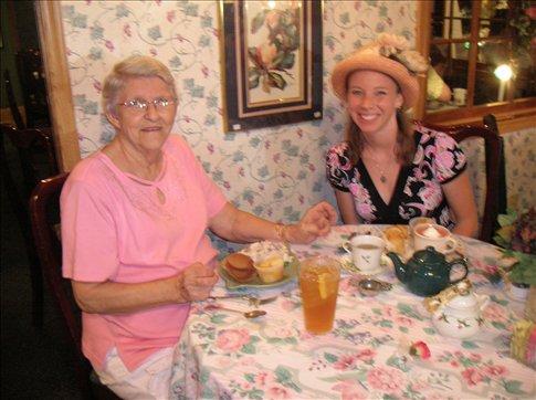 Granny & me