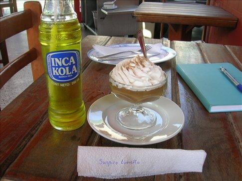 Suspiro Limeño - Dessert!