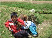 little boys along our trek: by embtravelgirl, Views[214]