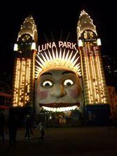 Entrée de Luna Park---un parc d'amusement!: by emilpeace, Views[153]