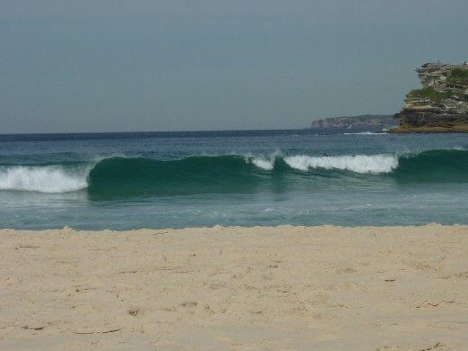 hmmmm il y avait de belles vagues ce jour-là!
