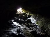 Petit detour de la track pour explorer cette caverne...plutot cool!: by emilpeace, Views[136]