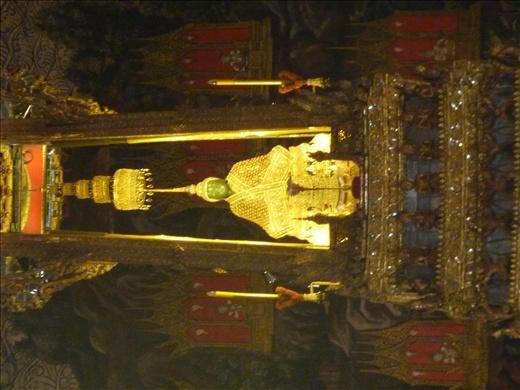 Le buddha d'emeraude!