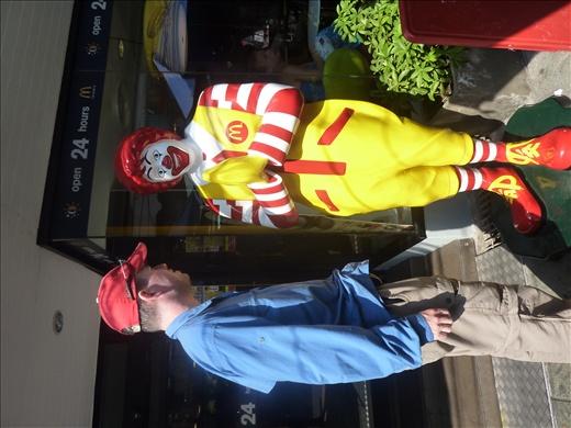 Un Ronald asiatique!