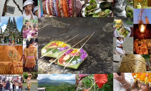 Un medley de Bali!