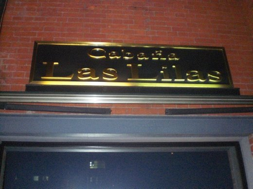 One of the two best steak restaurants in B.A. (Godfather...this is for you!)