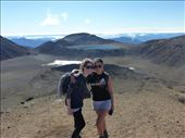Hiking the Tongariro Crossing, near Taupo: by emily_zitcer, Views[95]