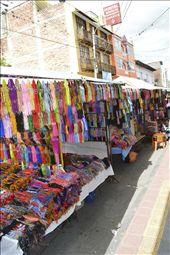 Market in Otavalo : by emilygapinski, Views[168]