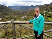 highest point in El Cajas about 13,000 feet above sea level : by emilyhanneman, Views[102]