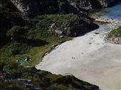 White sandy beach from above: by emma-o-scott, Views[394]