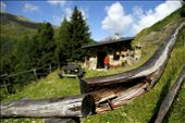 The hunters lodge. Only access to this is a 2 hour uphill trek.: by emmajane, Views[709]