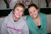 Amanda (my roommate) and her friend Joy.: by enidan, Views[232]