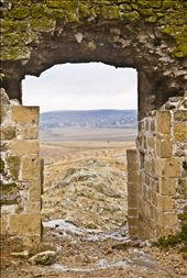 The old gateway, looking down on the rocky path to the fortress.: by enisala, Views[150]