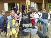 The gang having Lunch on Isla Del Sol: by entertainers, Views[302]