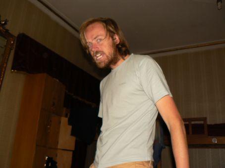Jorge of the Jungle...Raaaaaaarrrrrrrrrr...