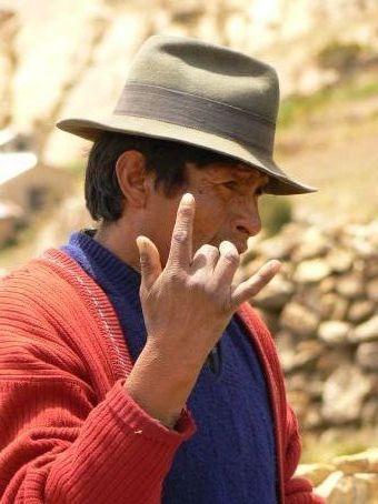 Rock on Inkas