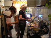 Romina and her mum, the AMAZING cook: by entertainers, Views[107]