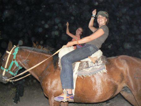 Heeeeeeeee Haaaaaaaaah...we´re galloping