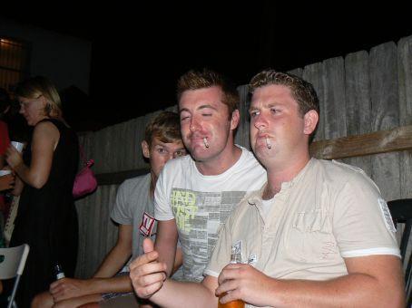 Kerry boys at Kerry houseparty
