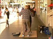Sydney Street entertainment!: by entertainers, Views[220]