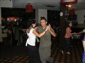 Ended the night with some salsa dancing.... Hot OLD latinos...: by entertainers, Views[205]
