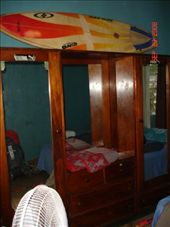 Dee let us store our heavy boots in the closet while we travelend around Fiji.: by erin_and_pete, Views[225]