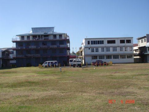 Biggest buildings in Lautoka.