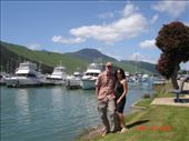 Walking through the marina in Havelock: by erin_and_pete, Views[169]