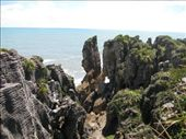 The Pancake Rocks.: by erin_and_pete, Views[121]