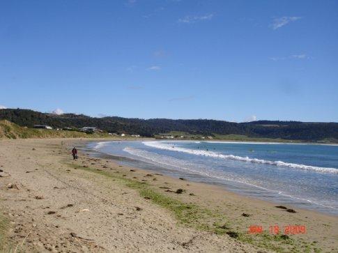 Isn't it a lovely bay?
